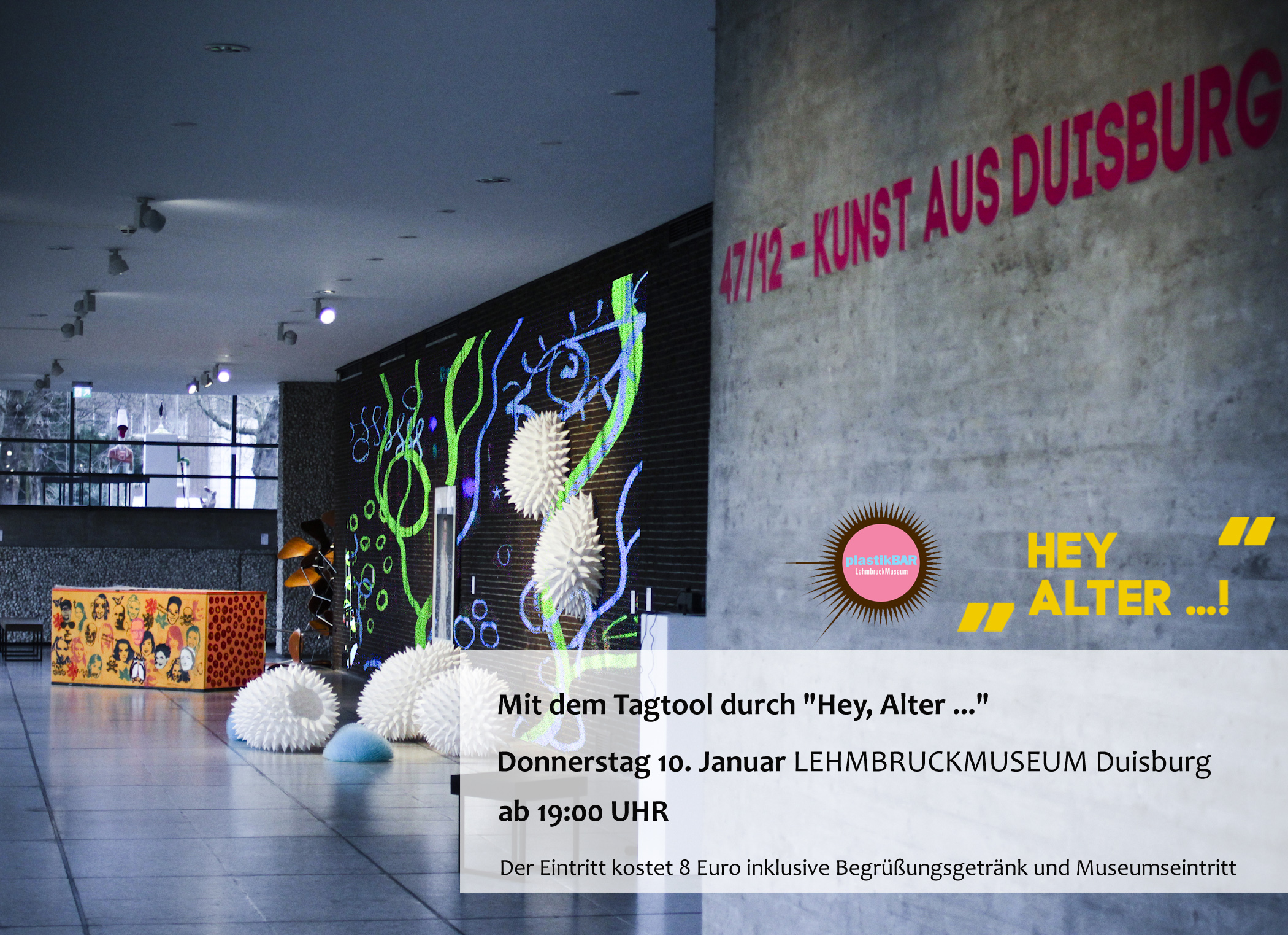 plastikBAR Lehmbruck Museum