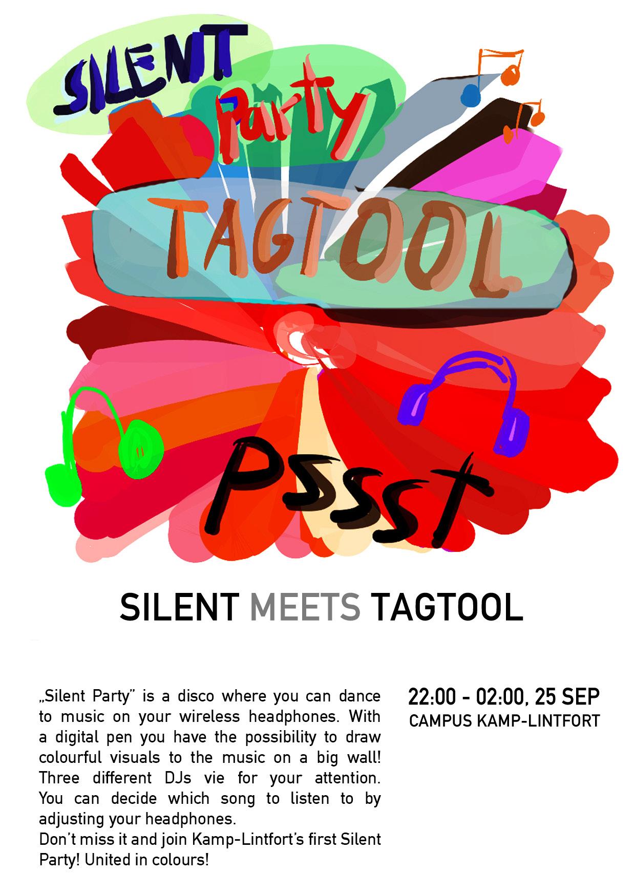 Silent Party 25.September 2015 HSRW