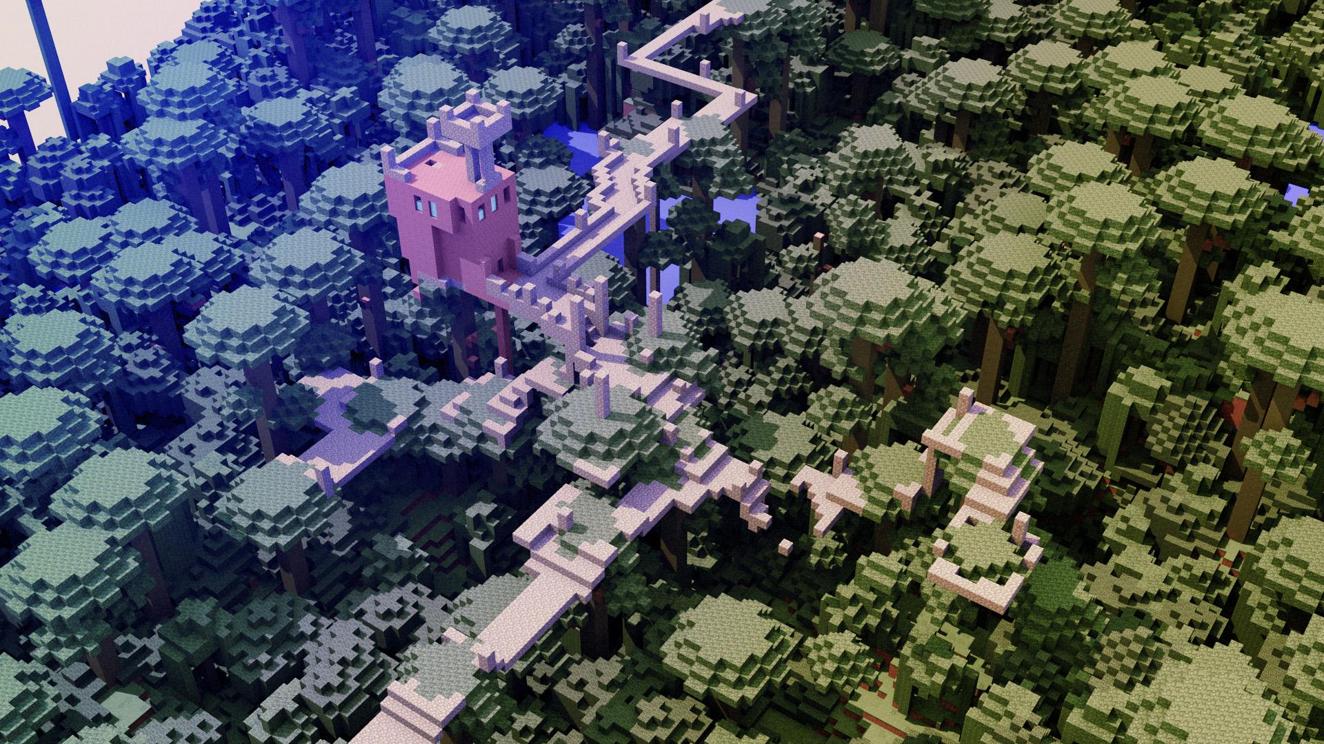 """Minecraft- 3D-Druck – Der Transfer aus der digitalen Welt in die Realität Pixel zum Anfassen: """"Digital denken, bauen & 3D drucken!"""""""